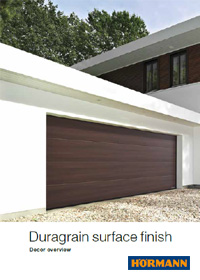 Hormann Duragrain Surface Finish